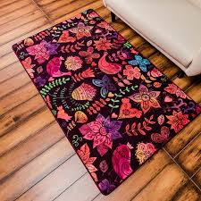 Modern Colorful Rugs Pattern Colorful Rugs Colorful Rugs For Living Room And Kitchen