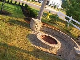 Simple Backyard Fire Pit by Creatively Luxurious Diy Fire Pit Project Here To Enhance Your