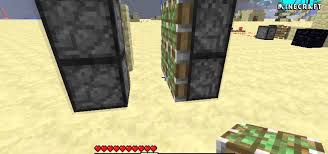 How To Build A Bookcase In Minecraft How To Use Pistons To Build A Secret Door In Minecraft Pc Games