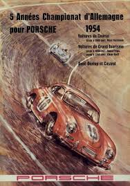 siege cars siege 1954 porsche car posters porsche 356 and cars