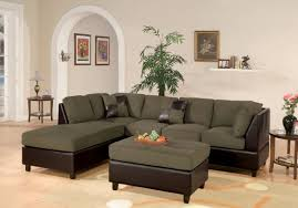 Two Sided Couch Faux Leather Sectional Sofas You U0027ll Love Wayfair