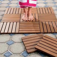 snap together outdoor flooring gurus floor