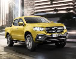mercedes pickup 2017 mercedes benz shows its x class pickup u2013 drive safe and fast