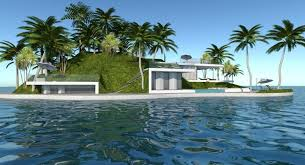 green light real estate the world s first floating luxury private islands in dubai get green