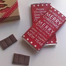 christmas chocolate christmas chocolate greetings card by tailored chocolates and
