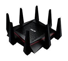 asus rt ac5300 ieee 802 11ac ethernet wireless router by office