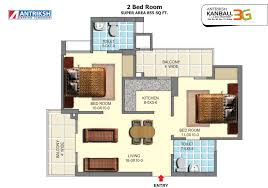 550 sq ft 100 550 sq ft 1 bhk bedroom unfurnished apartment flat for