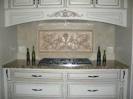 tile medallions for backsplash kitchen medallion images kitchen