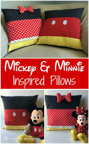 Minnie Mouse Bedroom Set Toddler Mickey Mouse Clubhouse Room Transformation Kit Nursery Bedding