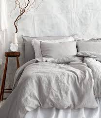Diy King Duvet Cover Best 25 Grey Duvet Covers Ideas On Pinterest Purple Bedding