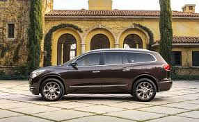 2016 buick enclave gets tuscan edition trim