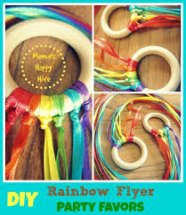 Rainbow Party Decorations Best 25 Rainbow Party Favors Ideas On Pinterest Birthday Party