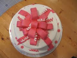 fondant baby shower cake u2013 erica u0027s edibles