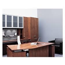 Executive Desks Modern Krug Vestrada Executive Desk Modern Office Furniture Casegoods