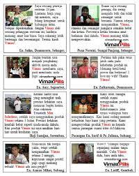 testimoni pelanggan vimax farma http www mercslim com