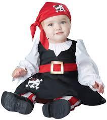 Baby Petite Pirate Costume Costume Craze