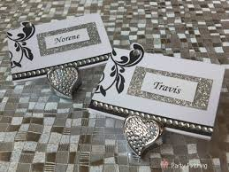 silver party favors 25th silver wedding anniversary party dinner ideas