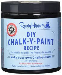 amazon com diy chalk paint powder make your own chalk paint in