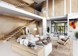 Wooden Furniture For Living Room Living Room Brown Wooden Flooring Wall Dark Brown Furniture