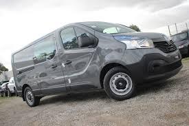 renault minivan f1 2017 renault trafic 103kw x82 grey for sale in bundoora