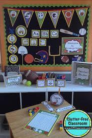 Binder Decorating Ideas Sports Themed Classroom Ideas U0026 Printable Classroom Decorations