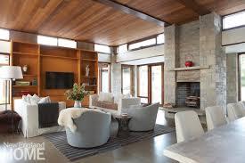 Frank Lloyd Wright Area Rugs A Home On Martha U0027s Vineyard Inspired By Frank Lloyd Wright