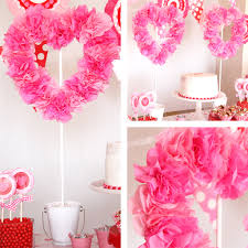 valentines party decorations s day party ideas kids party ideas at birthday in a box