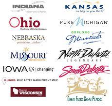 Indiana travel logos images 14 best destination logos images logo designing jpg