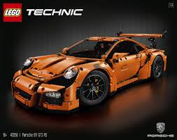 porsche gt3 rs yellow technic 42056 porsche 911 gt3 rs brickset lego set guide and