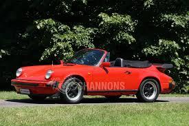 1983 porsche 911 sc convertible sold porsche 911sc convertible auctions lot 49 shannons