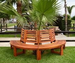 Bench Around Tree Plans Bench Tree Benches Marias Tree Bench Built To Last Decades