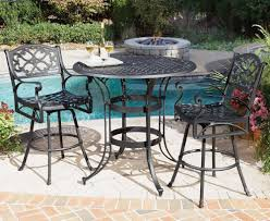 Wrought Iron Cafe Set by Dining Table Terrific Image Of Outdoor Dining Room Decoration