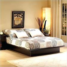 bed frame that sits on the floor floor bed ideas move everything