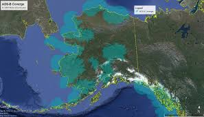 Bethel Alaska Map by Ads B Coverage In Alaska Where You Have It U2014and Where You Don U0027t