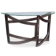 what is a demilune console table home decorations