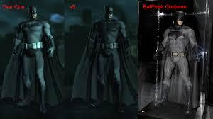 ben affleck batman suit at batman arkham city nexus mods and
