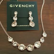 rose gold tone necklace images 65 off givenchy jewelry givenchy rose gold tone necklace jpg