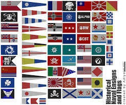 Flags Of Nations Mod Historical Naval Ensigns Flags In 2k Hd Modifications