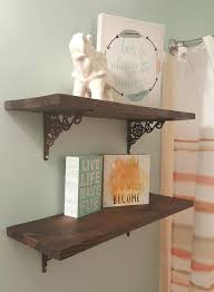 Best Bathroom Shelves Diy Rustic Shelves Best Bathroom Shelves Images On Bathroom