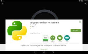 android development in python with qpython u2013 python tutorial