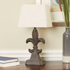 better homes and gardens white pleated table lamp shade walmart com