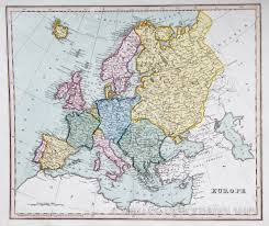 Map Of Southeastern Europe by Map Of Europe 1825