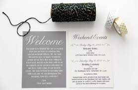 wedding itinerary for guests stunning welcome note for wedding photos styles ideas 2018