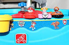 Water Table For Kids Step 2 7 Summer Fun Paw Patrol Activities Step2 Paw Patrol Water Table