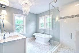 bathroom chandeliers ideas spa master bathroom ideas with