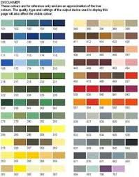 ford tractor paint color chart pictures to pin on pinterest