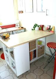 table escamotable dans meuble de cuisine cuisine table escamotable table meuble cuisine transformer une