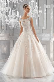 a line wedding dress a line wedding dresses scoop tulle with applique court my