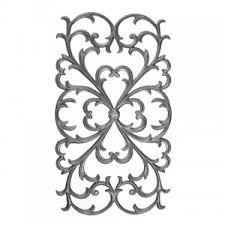 wrought iron panels decorative iron