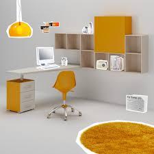 bloc tiroirs bureau bureau ado design posé sur bloc 3 tiroirs compact so nuit